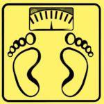 Fluktuace váhy: jak se mění váha ze dne na den